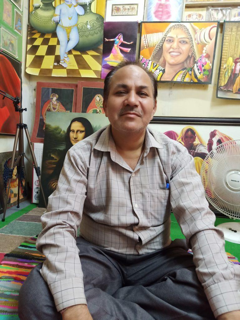Ishwar Chand Kumawat